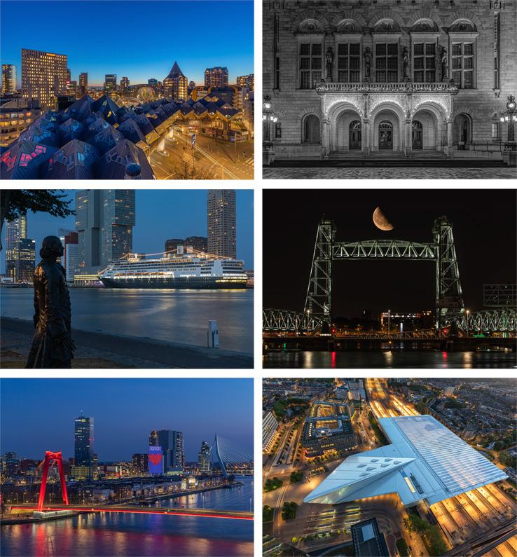 Rotterdam Ansichtkaarten 2021 Shop MS Fotografie