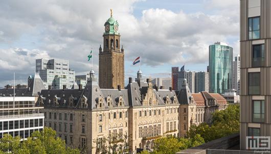 Het Stadhuis van Rotterdam aan de Coolsingel 40 | Cover Small