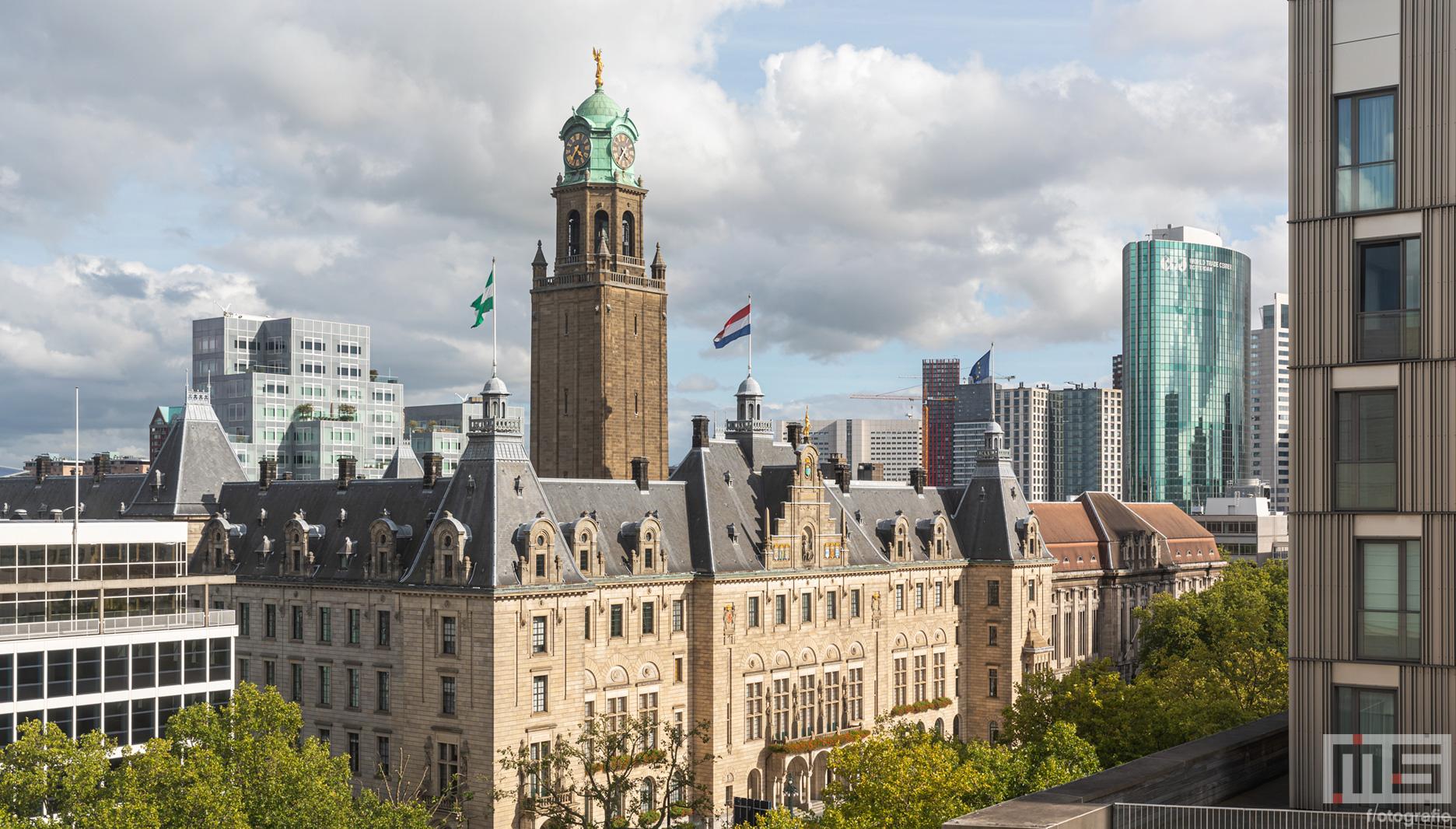 Het Stadhuis van Rotterdam aan de Coolsingel 40 | Cover