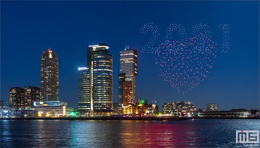 De Nationale Droneshow in Rotterdam | Cover Small