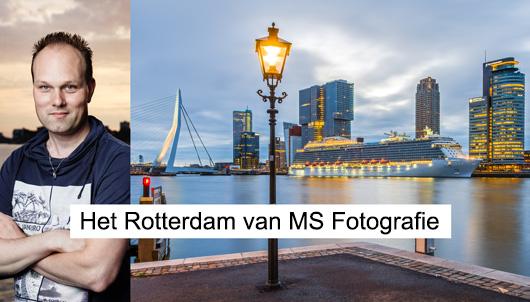 Werk aan de Muur interviewt MS Fotografie uit Rotterdam | Cover Small