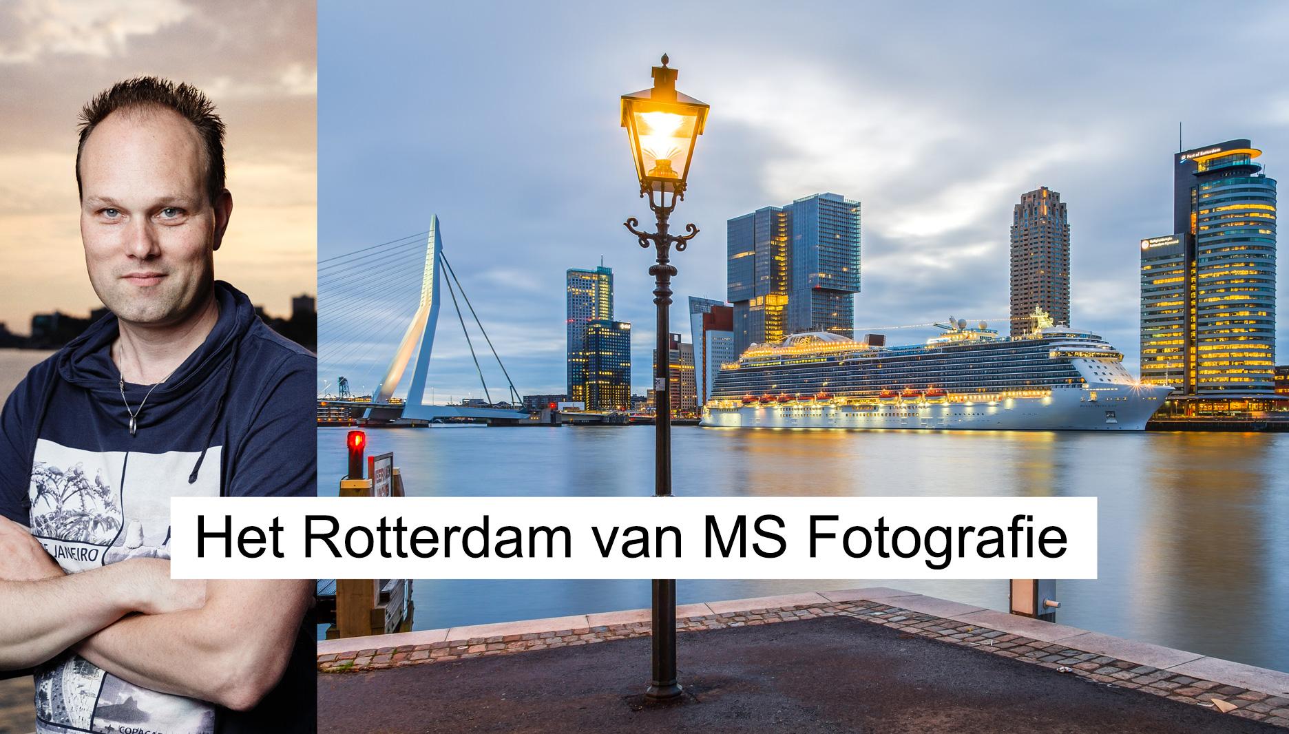 Werk aan de Muur interviewt MS Fotografie uit Rotterdam | Cover