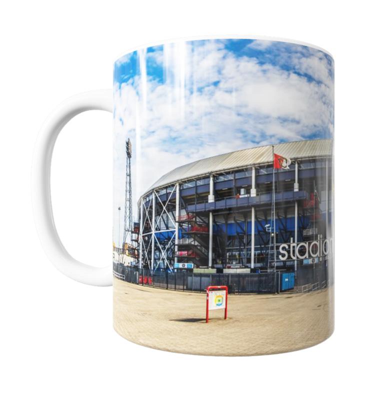 Feyenoord De Kuip Mok 1 Shop MS Fotografie