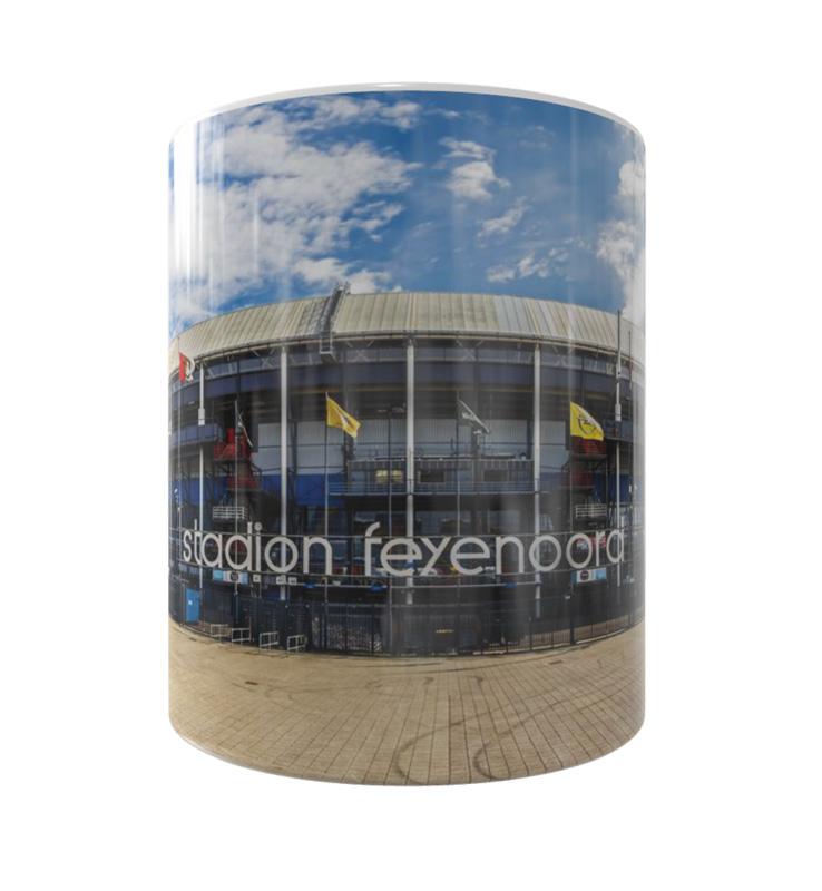 Feyenoord De Kuip Mok 2 Shop MS Fotografie