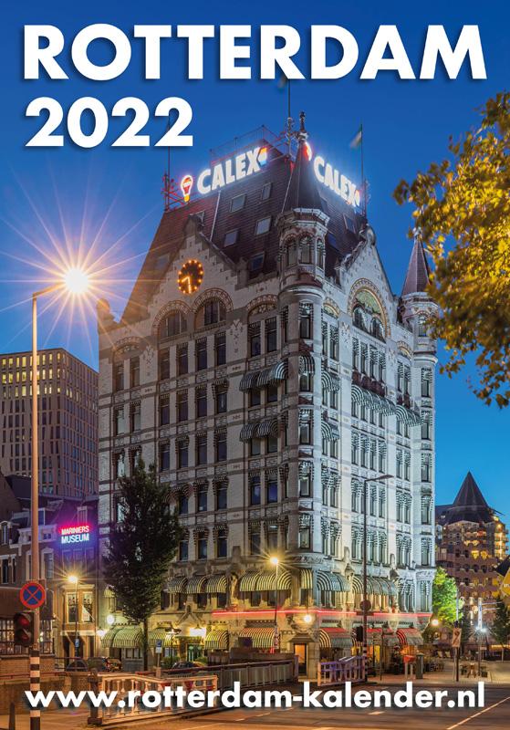 Rotterdam 2022 Kalender Shop MS Fotografie