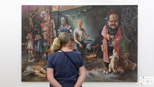 Art Rotterdam Week 2021 - Kunstwalhalla in Rotterdam | Cover Small