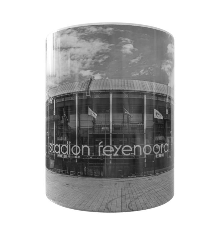 Feyenoord De Kuip Mok ZW 2 Shop MS Fotografie